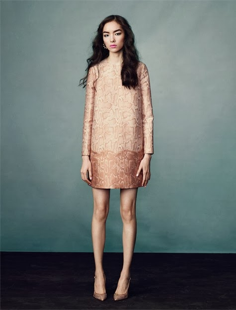 Magazine Photoshoot : Chinese Super Model Fei Fei Sun Photoshoot for The Edit Magazine December 2013