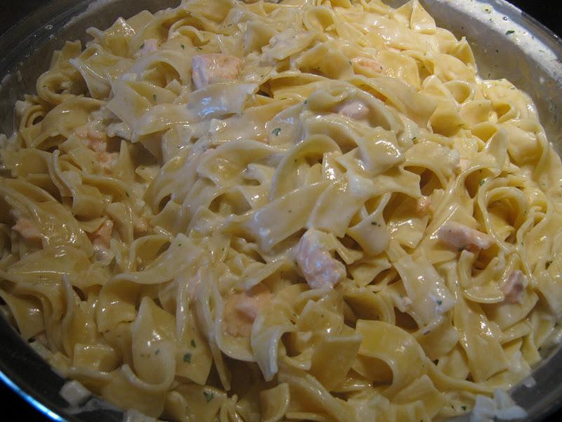 R bes testblog alpro soya cuisine rezept bandnudeln mit for Alpro soya cuisine