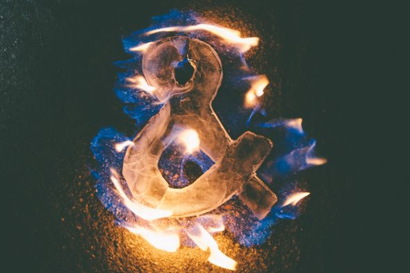 Emily Blincoe photography funny this and that ampersand Fire and ice