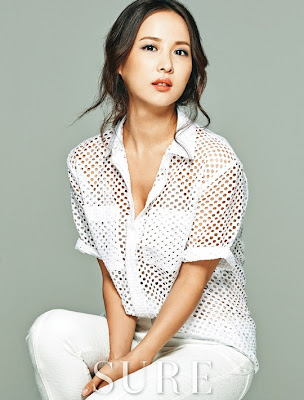 Jo Yeo Jung - Sure Magazine July Issue 2013