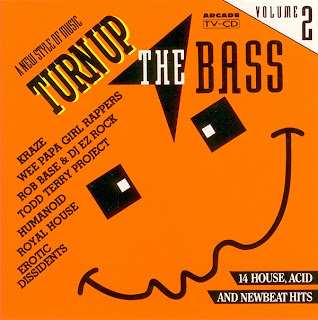 Various / Turn Up The Bass - Volume 2