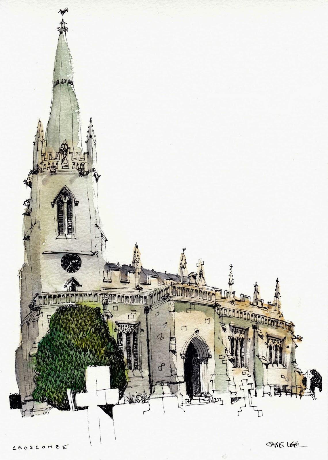 Churches chris lee for Chris lee architect