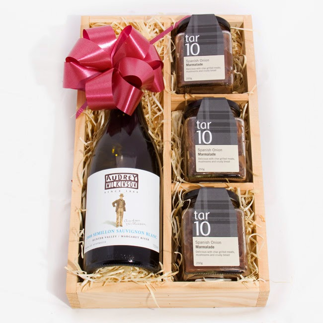 jam and scones local gourmet hamper