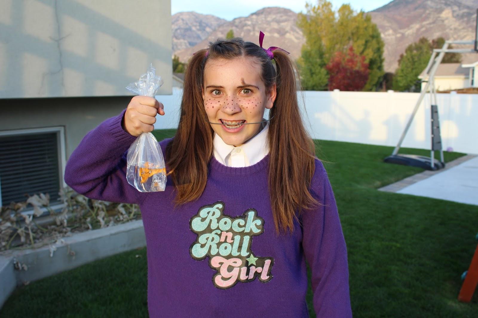 darla finding nemo halloween costume & sc 1 st youtube