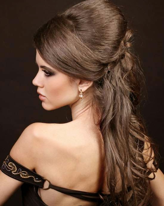 Cute Hairdos for Long Hair