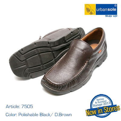 Polish-able Black - Dark Brown Shoes