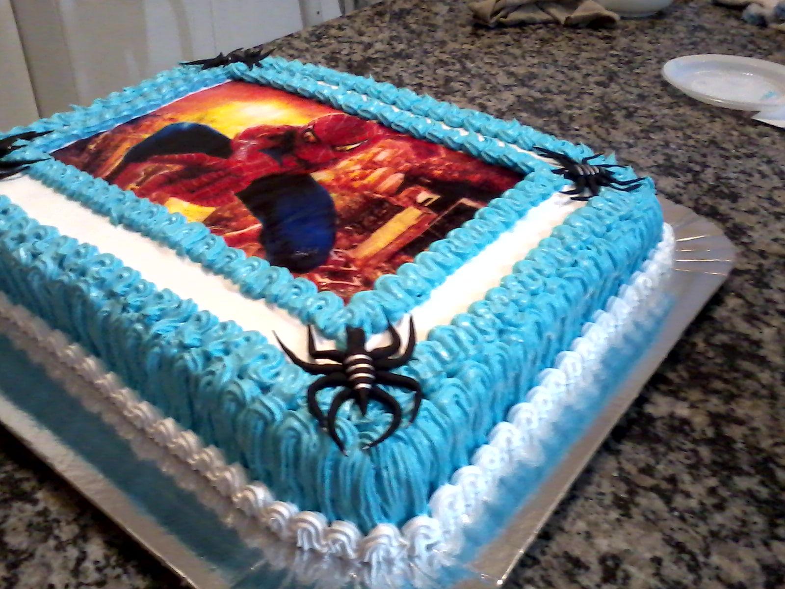 Arts cakes bolos decorados bolo do homem aranha bolo do homem aranha altavistaventures Image collections