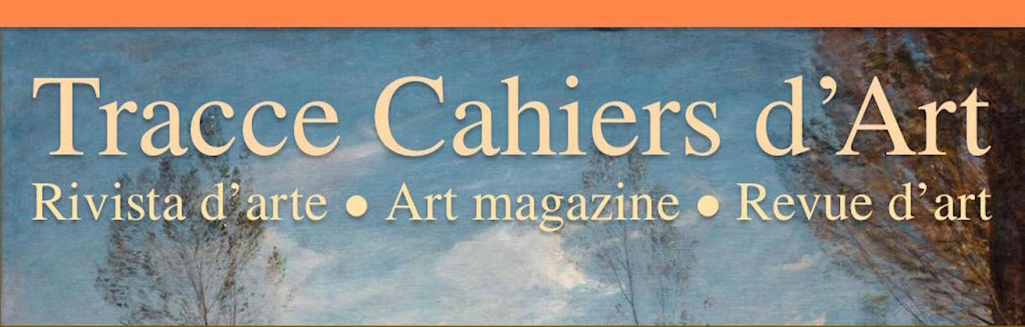 TRACCE CAHIERS D'ART rivista d'arte • art magazine • revue d'art
