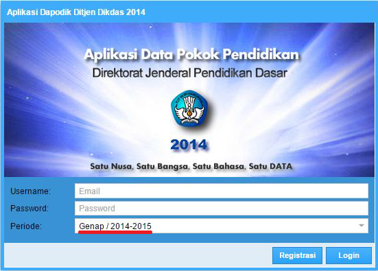 Download Aplikasi Dapodik 3 0 2