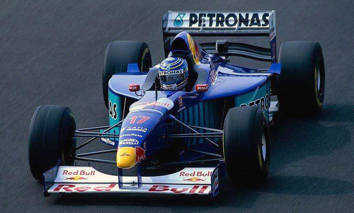 26 de octubre, 1997 / NORBERTO FONTANA CORRIA POR ULTIMA VEZ EN F1