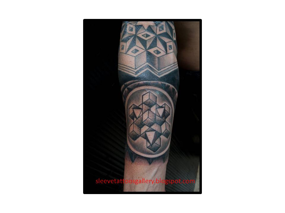 sleeve tattoos 3d sleeve tattoos gallery. Black Bedroom Furniture Sets. Home Design Ideas