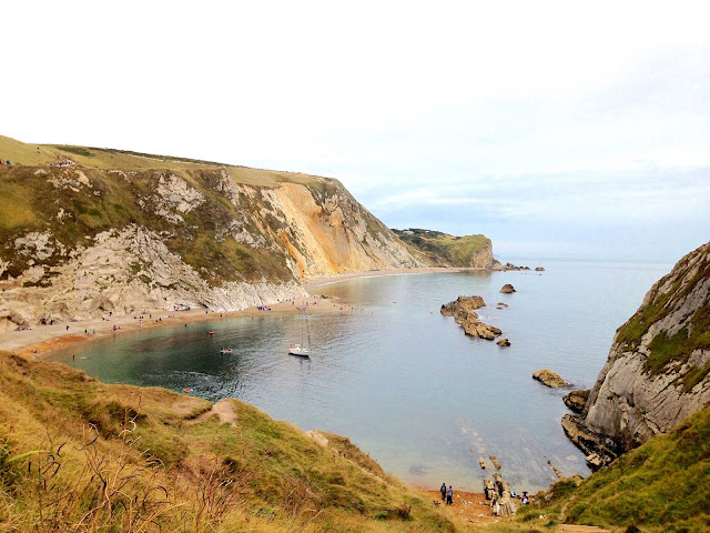 dorset cove in summer