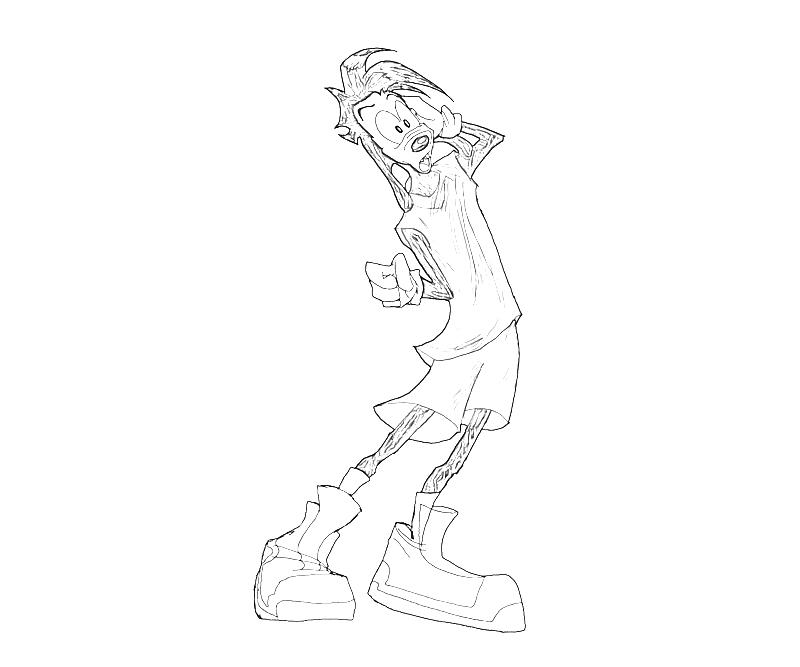printable-max-goof-character_coloring-pages