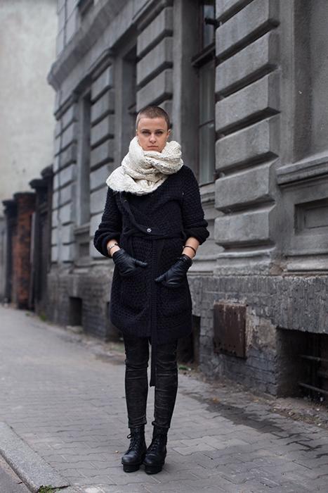 Tiempo de frío, tiempo de bufandas