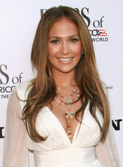Jennifer Lopez Haircut