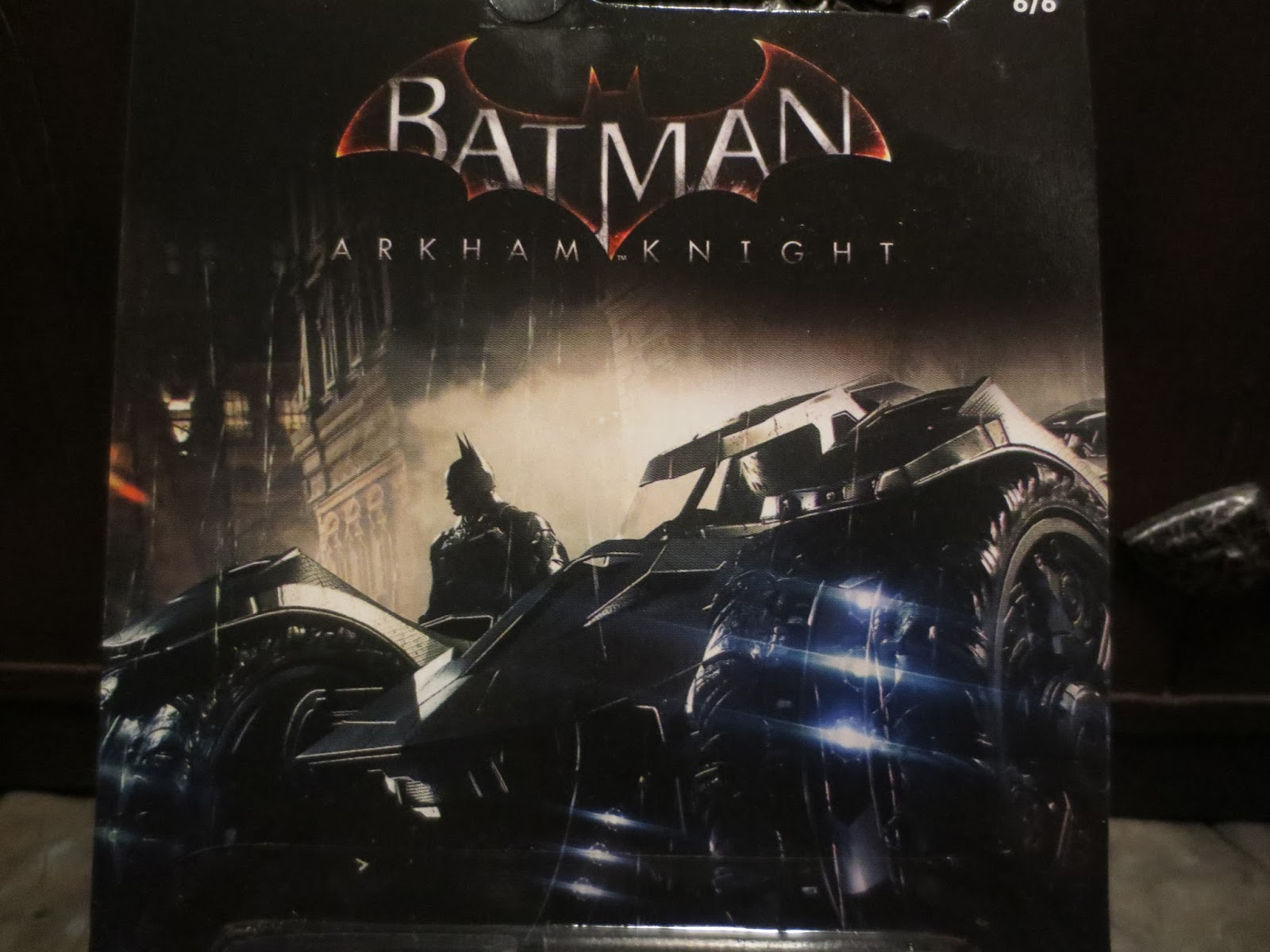 Action Figure Barbecue: Toy Review: Batman: Arkham Knight ...