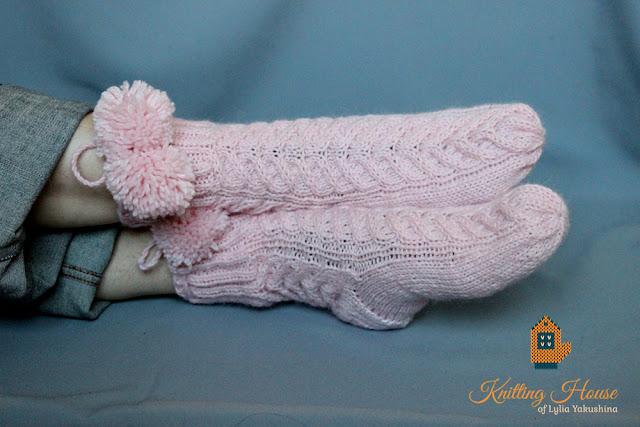 носки, носочки, гольфы, вязаные носки, носки с косами, носки спицами, оригинальные носки, купить носки, заказать носки