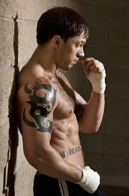 tom hardy new images