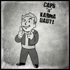 Caps 'n' Karma Gacha Linky