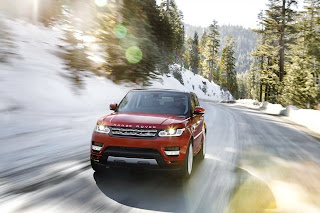 2014 Land Rover Range Rover Sport SUV Review and Pictures