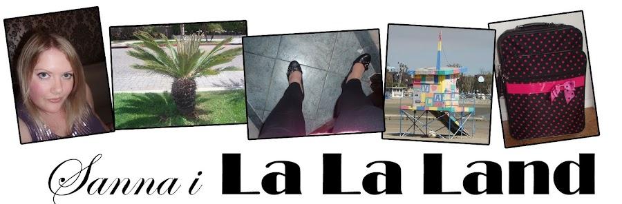 Sanna in La La Land