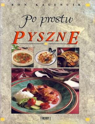 Ron Kalenuik, książka kucharska