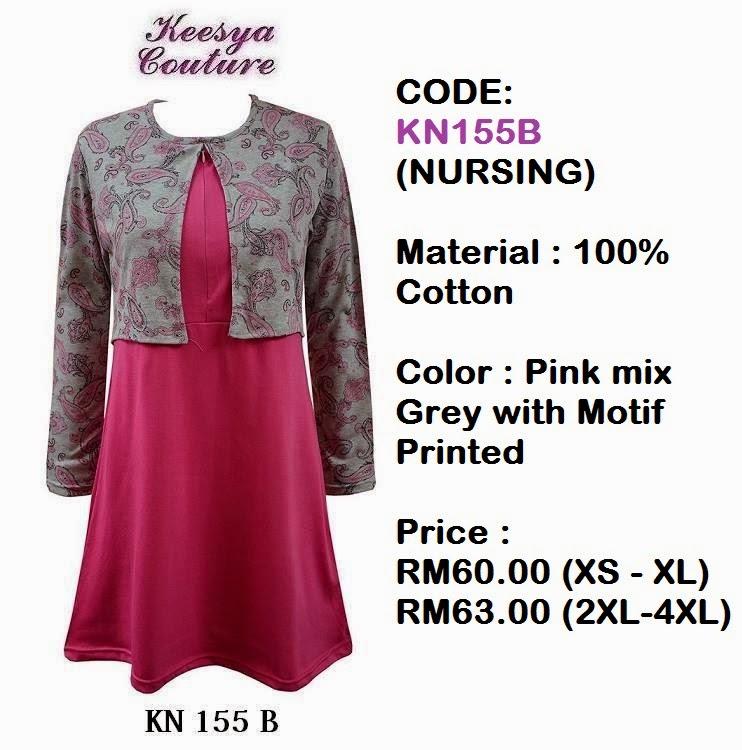 T-shirt-Muslimah-Keesya-KN155B