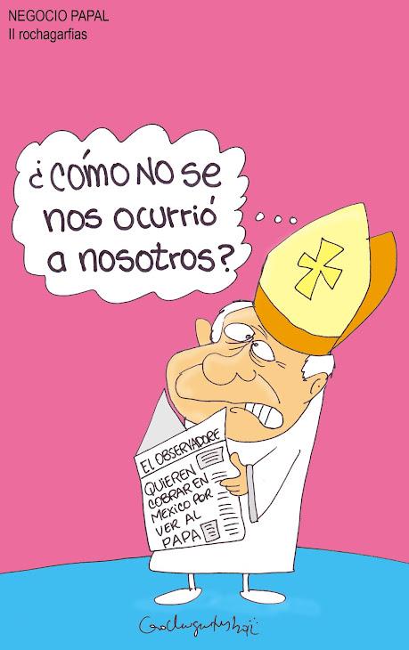NEGOCIOS PAPALES