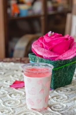 ماء الورد له خصائص مضادة للالتهابات
