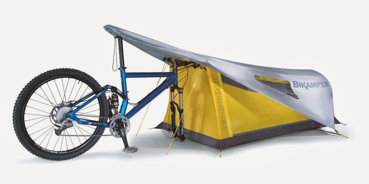 One Man Tent : Awesome tents and coolest tent designs part