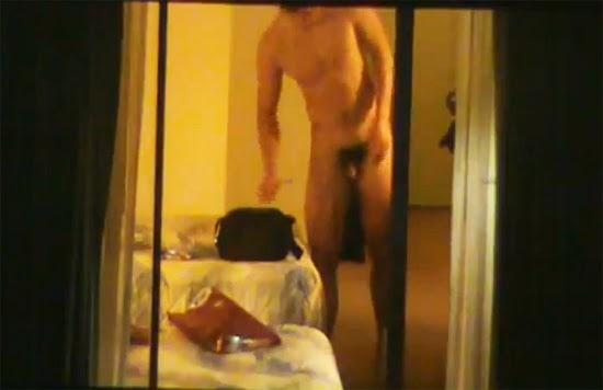 Neighbor nude