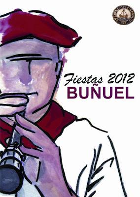 Programa de Fiestas de Buñuel 2012