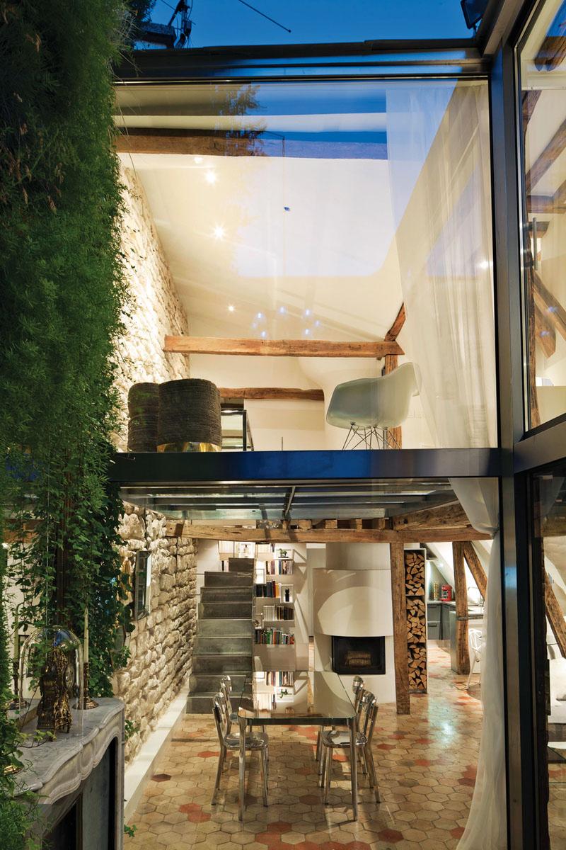 Ateliers Michael Herrman - Appartamento nel Place de la Madeleine ...