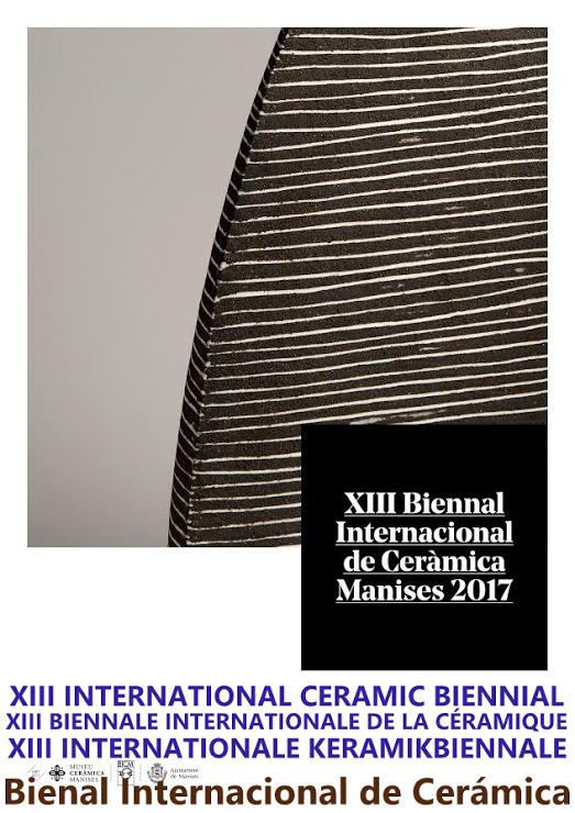 03.11.17 XIII BIENAL INT'L DE CERÁMICA DE MANISES, 2017