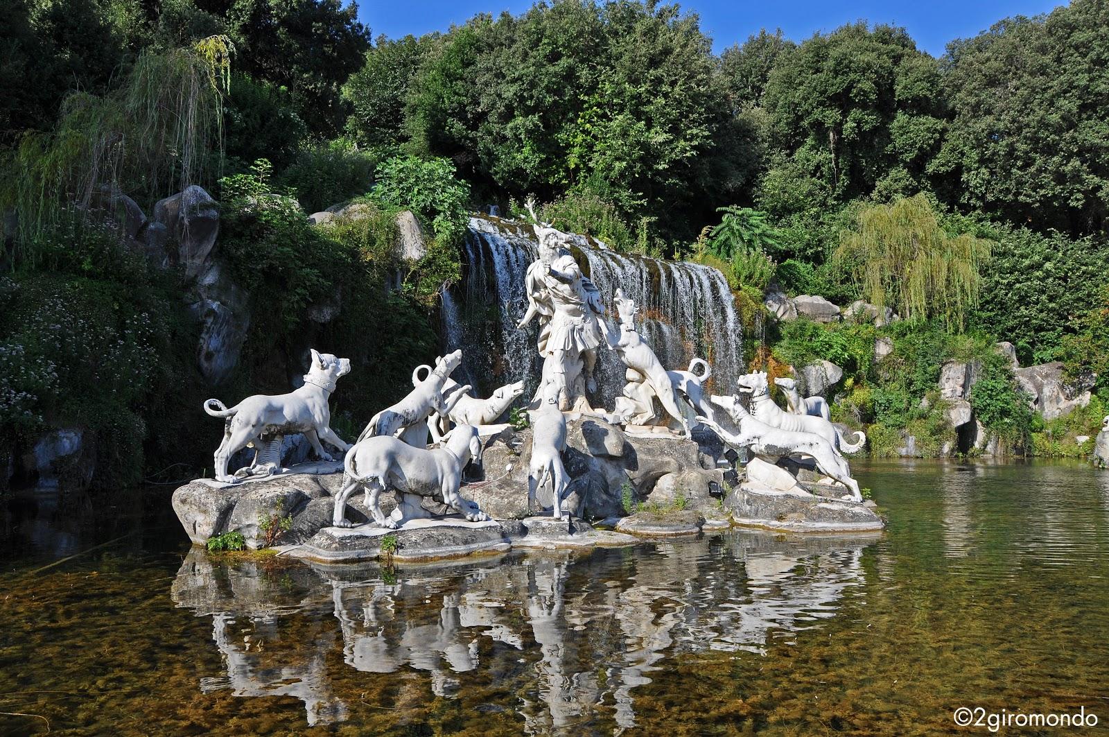 Parco Reggia di Caserta