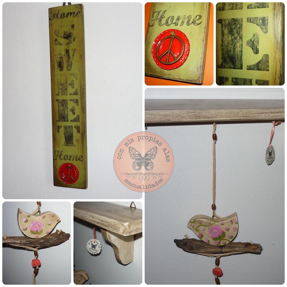 Trabajos manuales en madera country fanloading - Trabajos manuales de madera ...