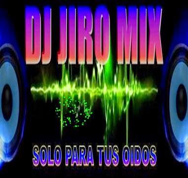 JIRO DJ CON ATAQUE TECHNO - LOCUCION OFICIAL