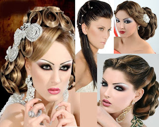 New Party Eid Hairstyles For Girls