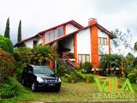 Villa Bivak Istana Bunga Lembang