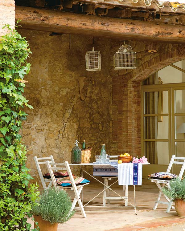 25 ideas de decoraci n de terrazas lindos dise os for Disenos de terrazas para casas