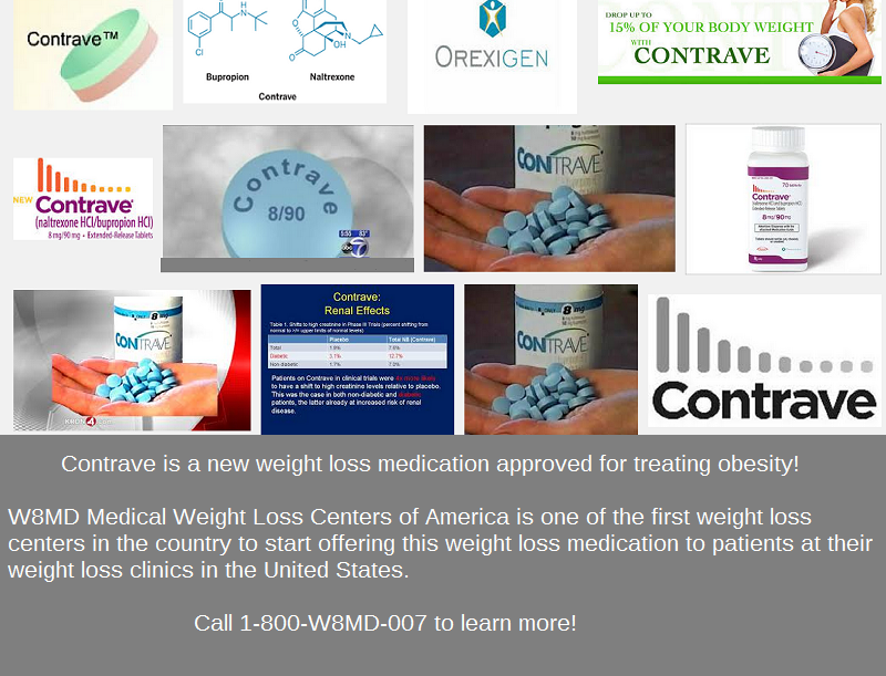 5 Things To Know About New Weight Loss Medications Contrave
