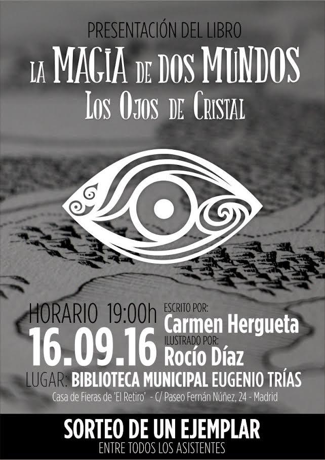 Próxima presentación en Madrid