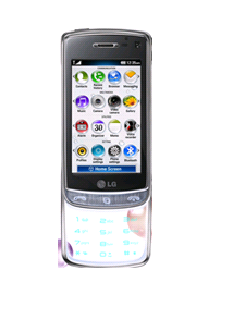 LG GD900 Review: Crystal Keypad Slider on Touch Screen Phone