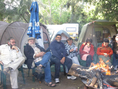 Sukkot campfire-2011