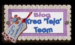 Stempel bij Krea Teja team