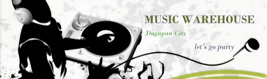 Music Warehouse (Dagupan City)