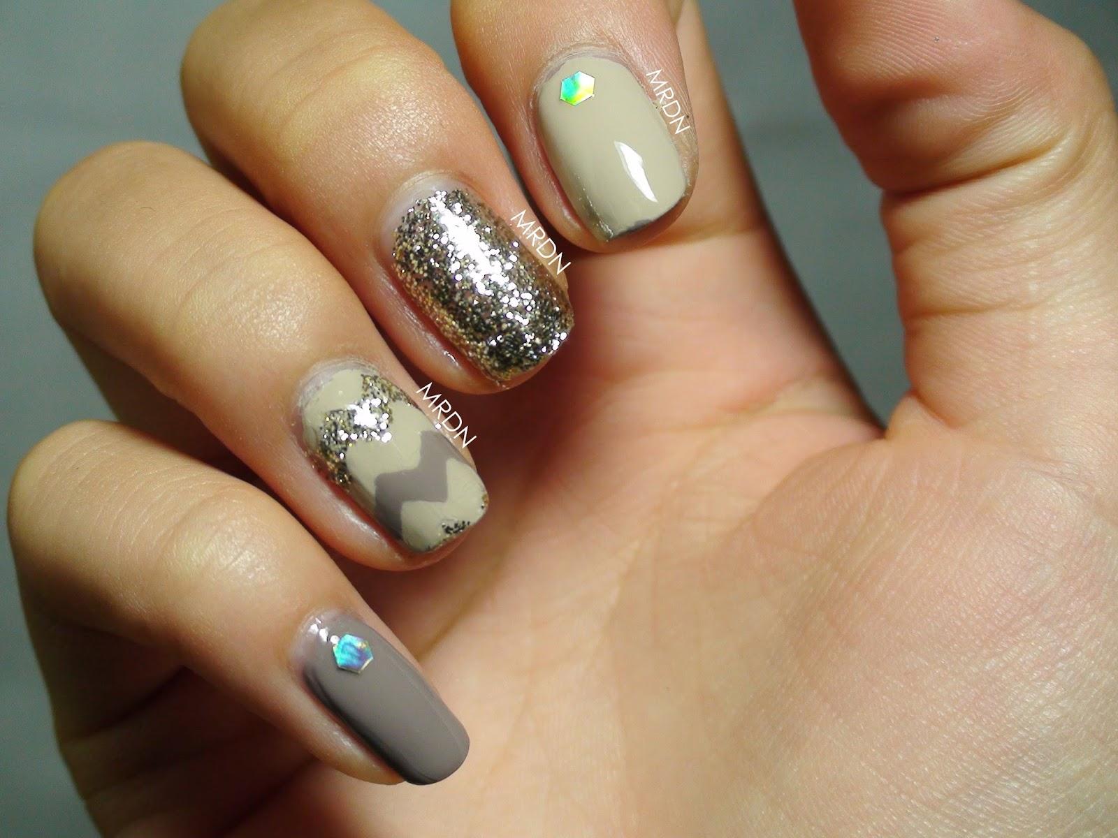 Nail Art Brown Gold: Leopard nail art ideas nenuno creative. Pin by ...