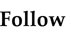 If you want to follow me, click on this button