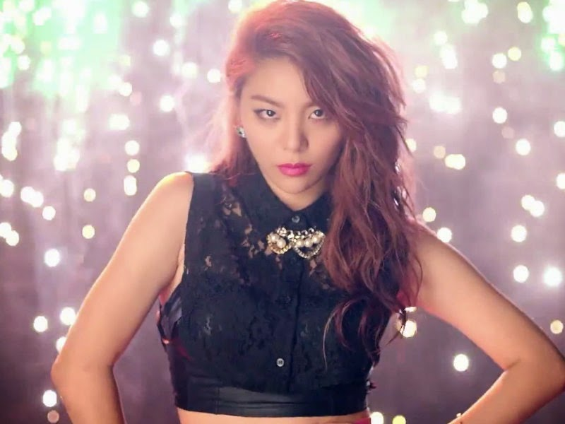 Critical kpop review ailees magazine ailee dont touch me stopboris Gallery