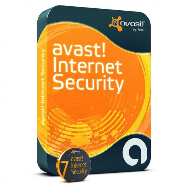 စေနမင္း မဟာႏြယ္ နည္းပညာ Avast Internet Security 7 0